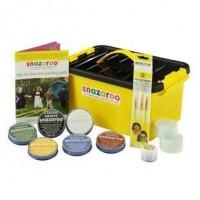 SNAZAROO Mini kit de maquillage