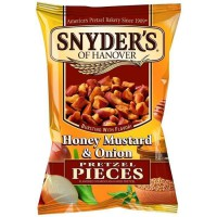 Snyder's Miel moutarde 125g