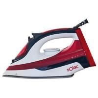 SOLAC S91864800 Fer vapeur Optima Perfect 2600 W - Rouge et Blanc