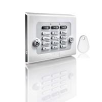 SOMFY Clavier de commande et badge - Simple et intuitive
