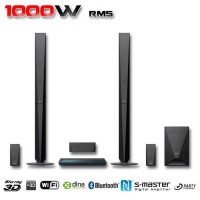 SONY BDV-E4100 Home Cinéma 5.1 Blu Ray 3D - Bluetooth - Wi-Fi intégré - 1000W