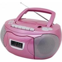 SOUNDMASTER SCD5750PI Enregistreur radio CD - Rose