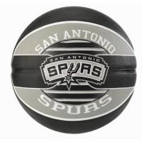 SPALDING Ballon de basket NBA SA Spurs