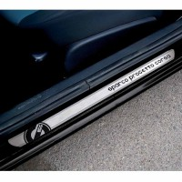 Sparco 2 seuils de portes 650x40mm