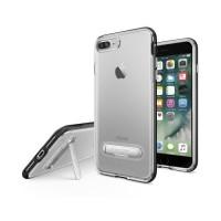 SPIGEN Crystal Hybrid coque pour iPhone 7 Plus - Noir