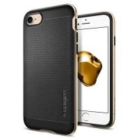 SPIGEN Neo Hybrid coque pour iPhone 7 - Or / champagne