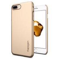 SPIGEN Thin Fit coque pour iPhone 7 Plus - Or / champagne
