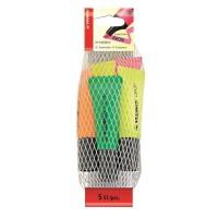 STABILO Filet de 5 Surligneurs Neon