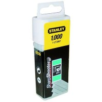 """STANLEY 1000 agrafes plates 8mm-5/16"""""""