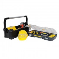 STANLEY Boîte a outils 60cm + organiseur vide