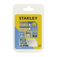 STANLEY Kit de 2 boulons ultra ø8x75 mm STF46007-XJ