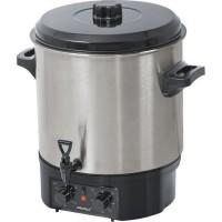 STEBA 051200 ER2 Stérilisateur 27 L - 2000 W - Réglage de la température 30 / 100° C - Inox