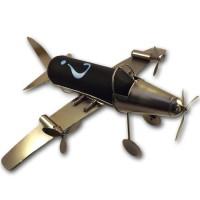 Sujet métal Avion