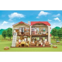 SYLVANIAN FAMILIES 5302 La Grande Maison Éclairée