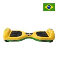 "TAAGWAY Hoverboard 6,5"" Brésil - Vert"