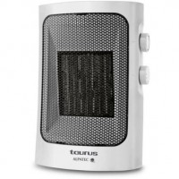 TAURUS Radiateur céramique mobile Tropicano 5 - 1500 W - Blanc