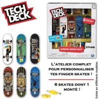 TECH DECK Skate Shop Bonus - Modele aléatoire