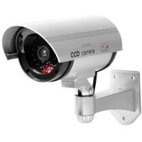 TECHNAXX Caméra de surveillance factice TX-18 CCD filaire