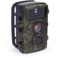 TECHNAXX Nature Wild Cam TX-69 Caméra de surveillance - Intérieur et extérieur - Alimentation par piles - Vert camouflage