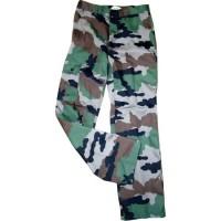 TERRITOIRE CHASSE Pantalon 3 poches - Motif camouflage