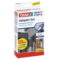 TESA Adaptateur pour porte en aluminium