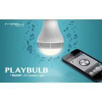 AMPOULE Playbulb Enceintes PC / Stations MP3 RMS 3 W Gestion complête