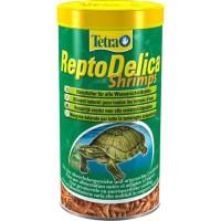Tetra Aliment tortue ReptoDelica Shrimps 1L