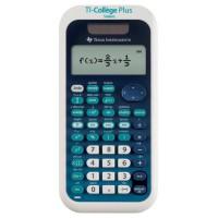 TEXAS INSTRUMENTS Calculatrice Scientifique TI College Plus