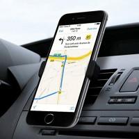 Clip Universel Support Voiture Grille ventilation auto Pour Smartphone téléphone portable / GPS / PDA / PSP / iPod / iPhone / MP