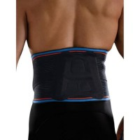 THUASNE Ceinture lombaire Strapping - Noir