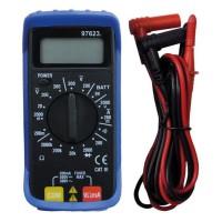TIBELEC Mini testeur digital - 6 fonctions