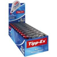 Tipp-Ex Mini Pocket Mouse Rubans Correcteurs - 6 m x 5 mm, Boîte de 10