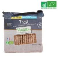 Toast Sarrasin Bio - 100 g