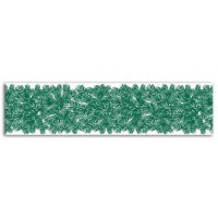 TOGA Rouleau de Masking Tape Imitation Sapin de Noël - Vert sapin - 10 m