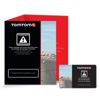 TOM TOM - Service de mise a jour des emplacements de zones de danger 1 an