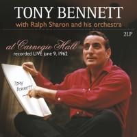 TONY BENNETT At Carnegie Hall - 33 Tours - 180 grammes