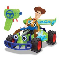 TOY STORY Smoby Buggy Radio-commandé Woody échelle 1/24