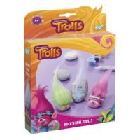 TROLLS Rock'n'roll Stones Kit Créatif