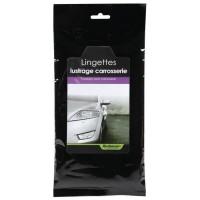 TURBOCAR Lingette lustrage carrosse - 15 pieces