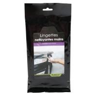 TURBOCAR Lingette nettoyante mains - 15 pieces