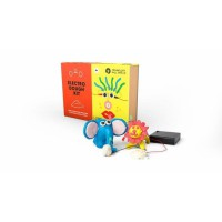 TWSU Jeu éducatif STEM Jeu éducatif Kit Electro Dough