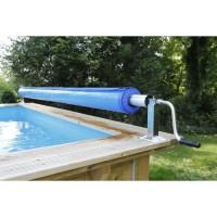 UBBINK Enrouleur de bâches pour piscines ? Premium