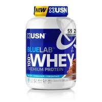 USN Blue Lab Whey Chocolat USNBLW11 - Bleu et blanc - 2 kg