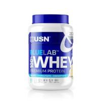 USN Blue Lab Whey Vanille USNUB03 - Bleu et blanc - 750 g