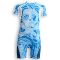 UVEA Combinaison maillot de bain kidsguard anti UV 80+ Manly - Taille 2/4 ans - Imprimé booo