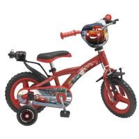 "Vélo 12"" Cars 3 - Garçon - Rouge"