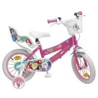 """Vélo 16"""" Princesse - Fille - Rose"""