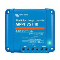 VICTRON Régulateur Solaire MPPT - 75/10 - 12/24V - 10A