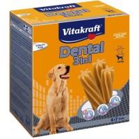 VITAKRAFT Multipack Dental 3 en 1 M P/4 - Pour chien