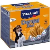 VITAKRAFT Multipack Dental 3 en 1 S P/4 - Pour chien
